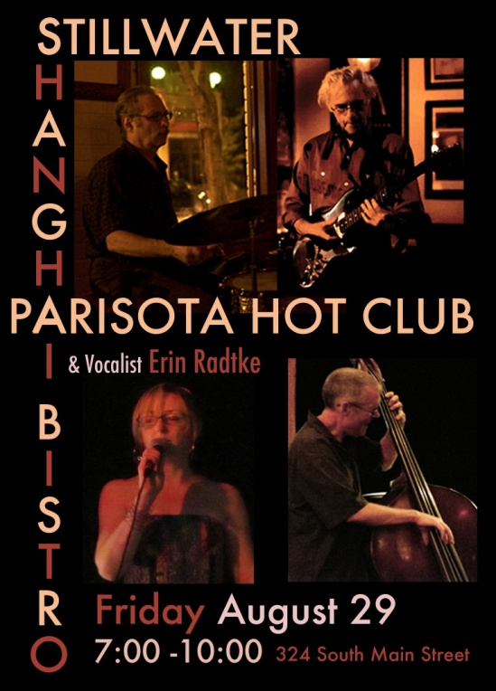 Parisota Hot Club August 29