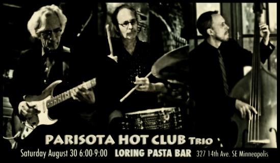 Loring Pasta Bar August 30