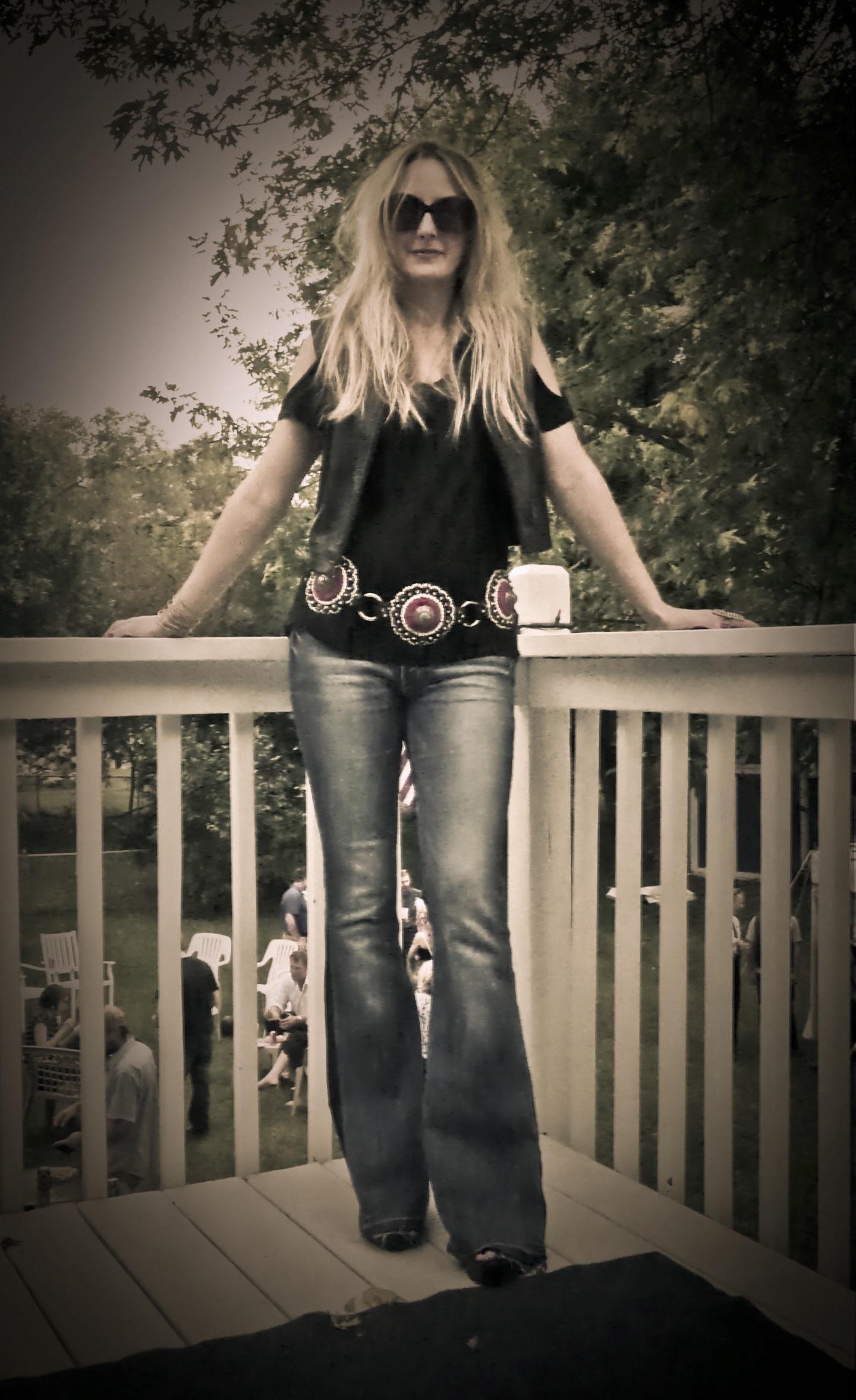 Vocalist Erin Livingston