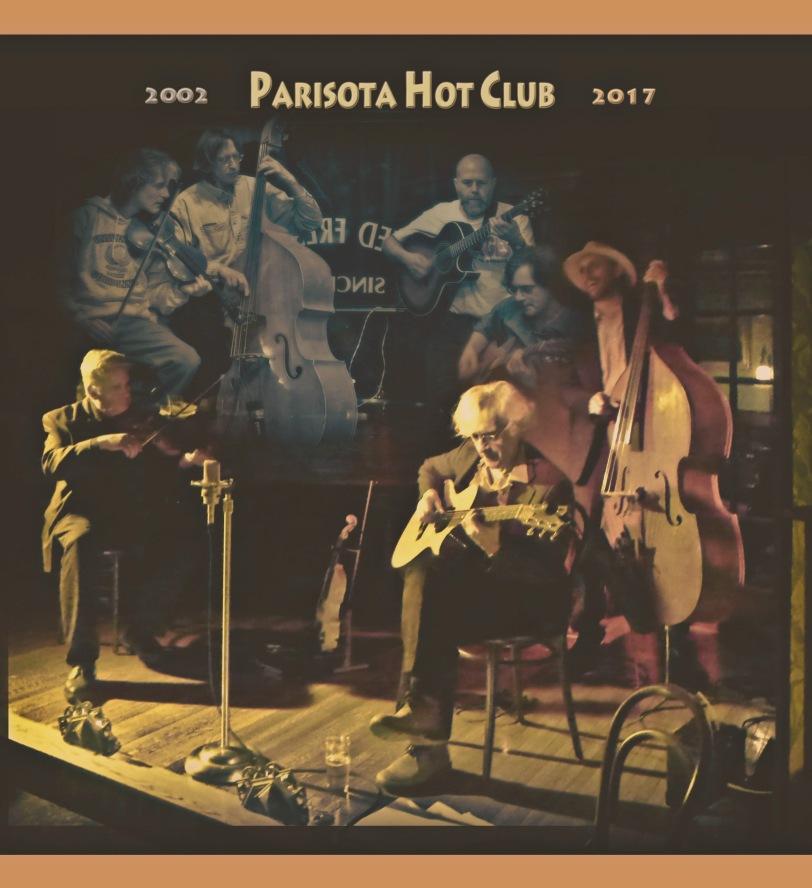Parisota Hot Club 15th Anniversary Ad